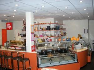 Glasscafe